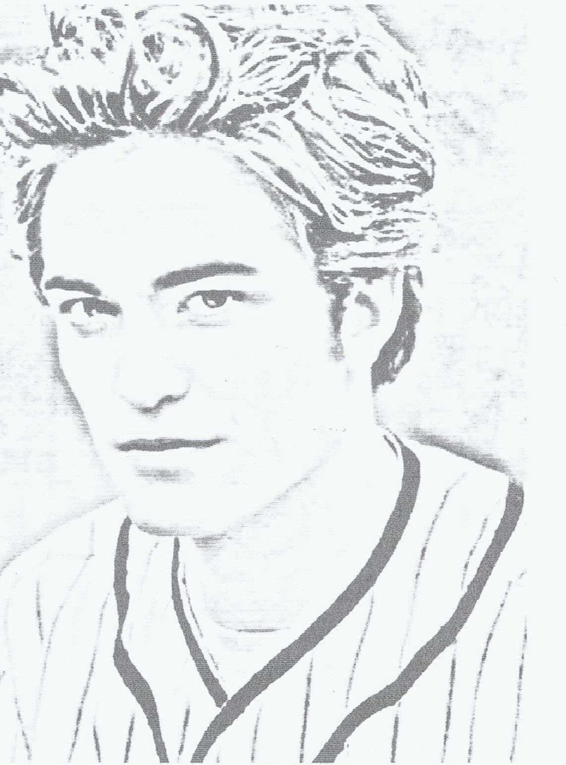 Best ideas about Free Coloring Pages Twilight . Save or Pin Edward Cullen Coloring Pages Coloring Home Now.