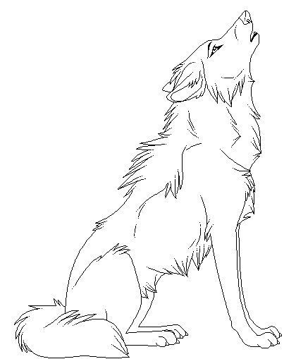 Best ideas about Free Coloring Pages Wolf . Save or Pin Top 15 Free Printable Wolf Coloring Pages line Now.