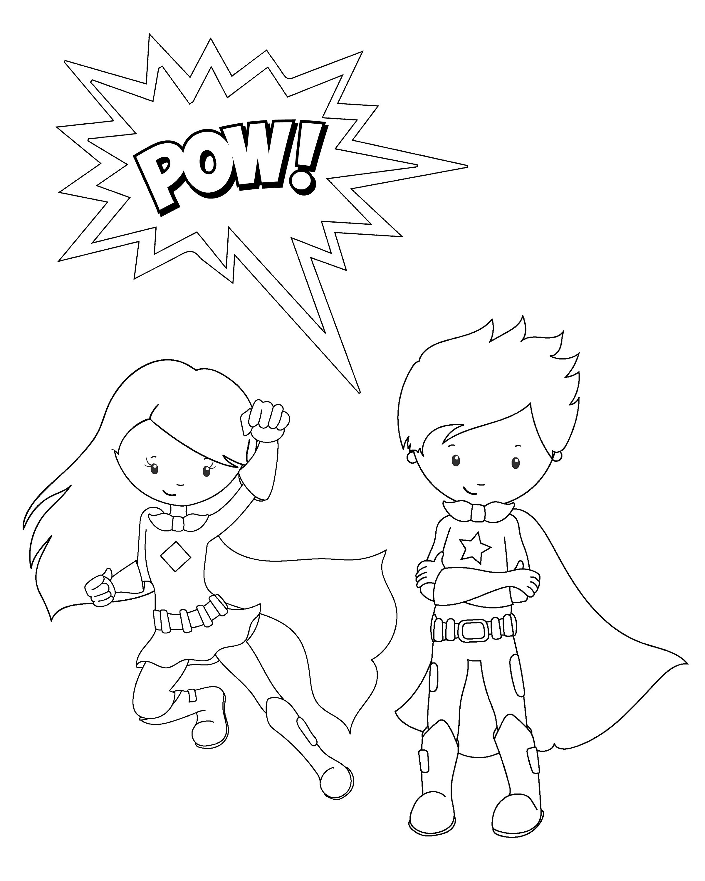 Best ideas about Free Coloring Sheets Superheroes . Save or Pin Free Printable Superhero Coloring Sheets for Kids Crazy Now.