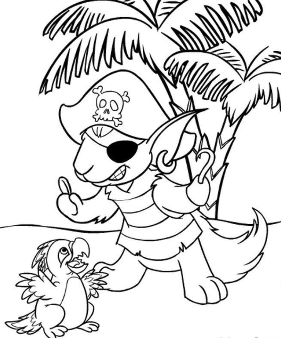 Best ideas about Free Coloring Sheets That Challange Kids . Save or Pin Free Printable Neopets Coloring Pages For kids Now.
