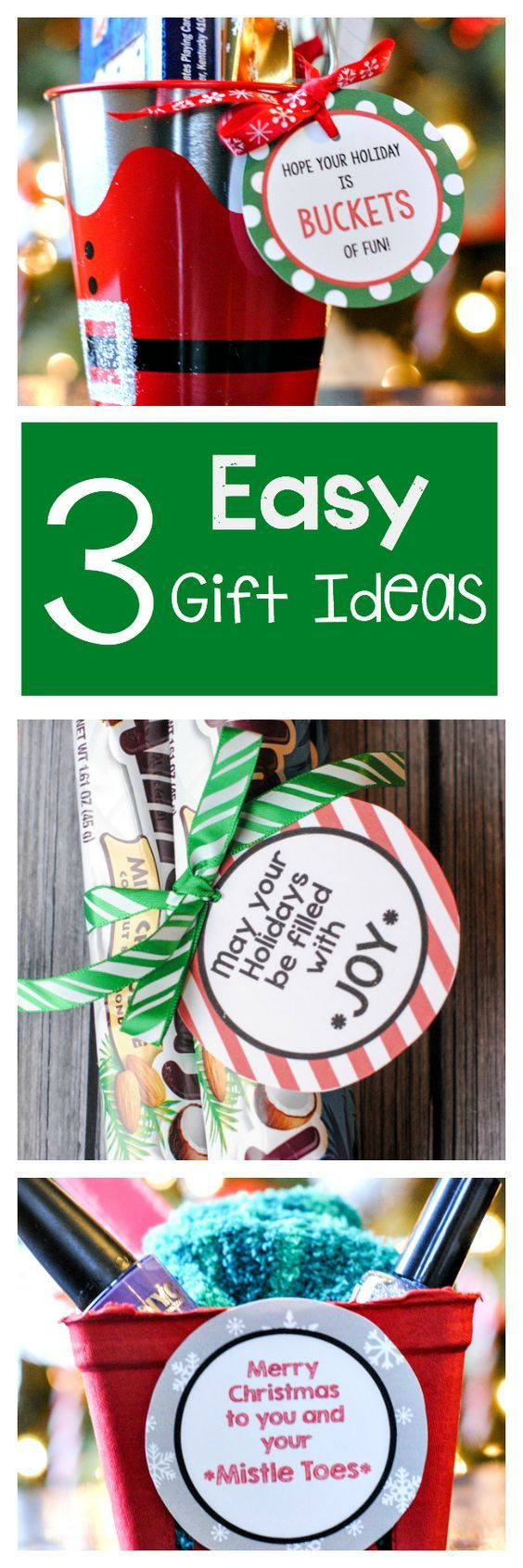 Best ideas about Free Gift Ideas . Save or Pin The BEST FREE Christmas Printables – Gift Tags Holiday Now.