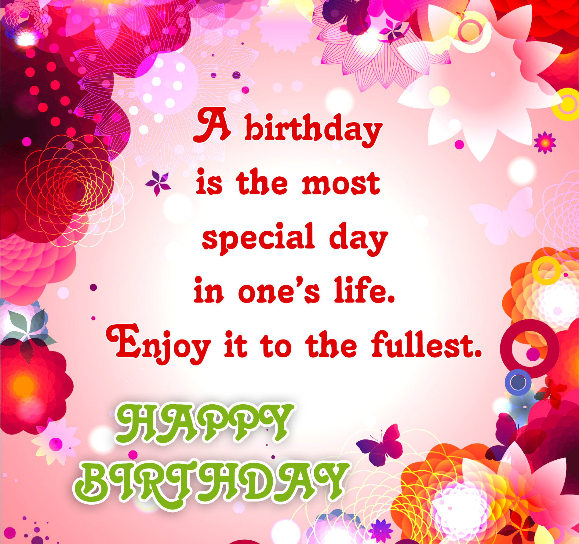 Best ideas about Free Happy Birthday Wishes . Save or Pin 250 Happy Birthday Wishes for Friends [MUST READ] Now.