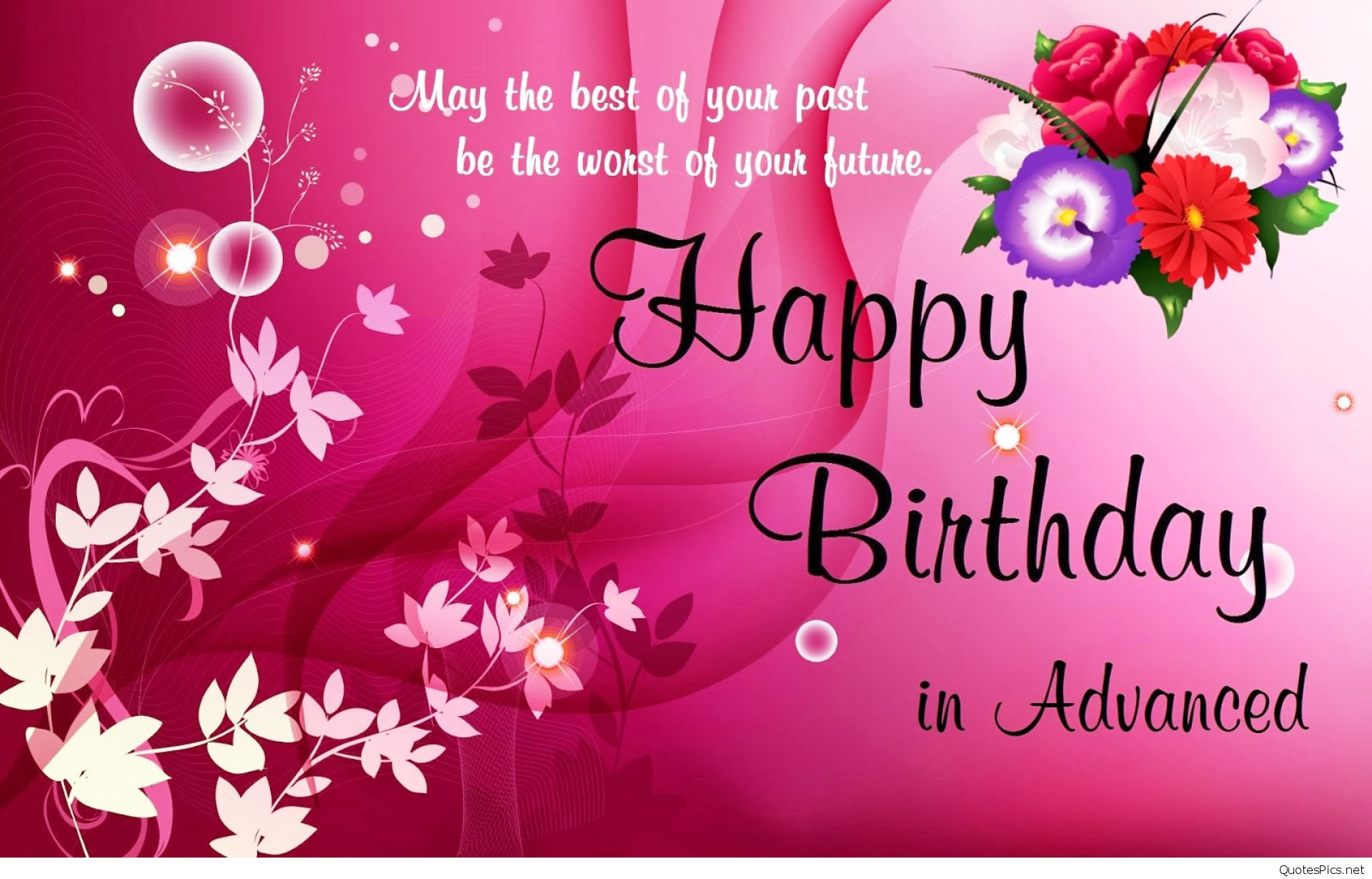 Best ideas about Free Happy Birthday Wishes . Save or Pin Amazing birthday wishes cards and wallpapers hd Now.
