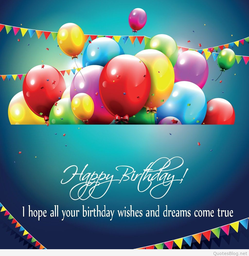 Best ideas about Free Happy Birthday Wishes . Save or Pin Happy birthday quotes and messages for special people Now.