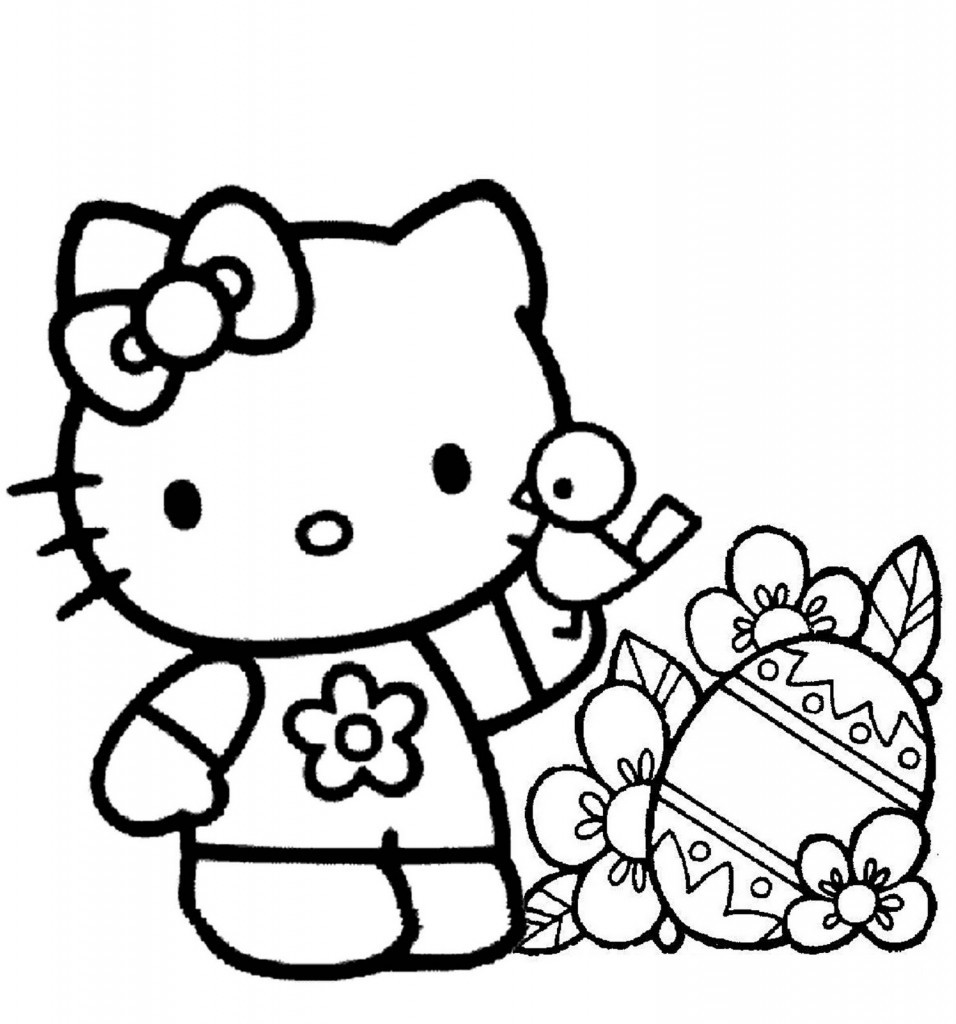 Best ideas about Free Hello Kitty Coloring Pages For Girls . Save or Pin Free Printable Hello Kitty Coloring Pages For Kids Now.