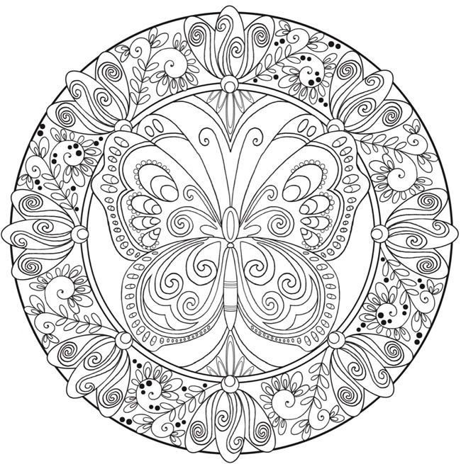 Best ideas about Free Mandala Coloring Pages For Adults . Save or Pin Best 25 Mandala printable ideas on Pinterest Now.