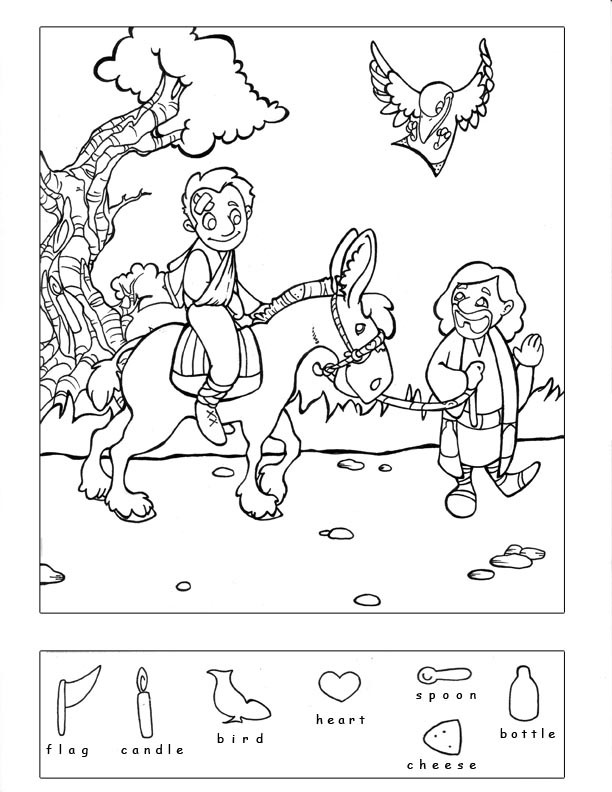 Best ideas about Free Printable Bible Preschool Coloring Sheets . Save or Pin Preschool Bible Puzzles Now.