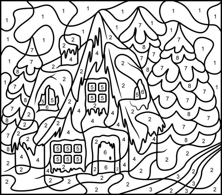 Best ideas about Free Printable Christmas Coloring Sheets For Girls Hard . Save or Pin Advanced Coloring Pages of Houses Now.