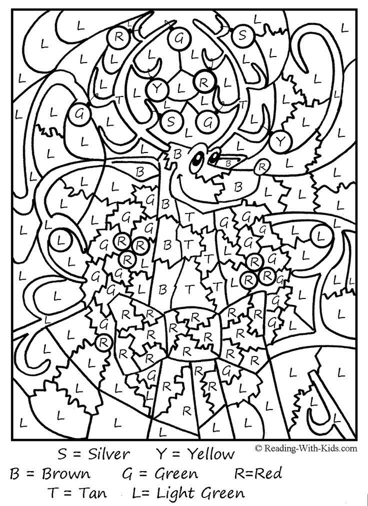 Best ideas about Free Printable Christmas Coloring Sheets For Girls Hard . Save or Pin Difficult Color By Number Printables Coloring Home Now.