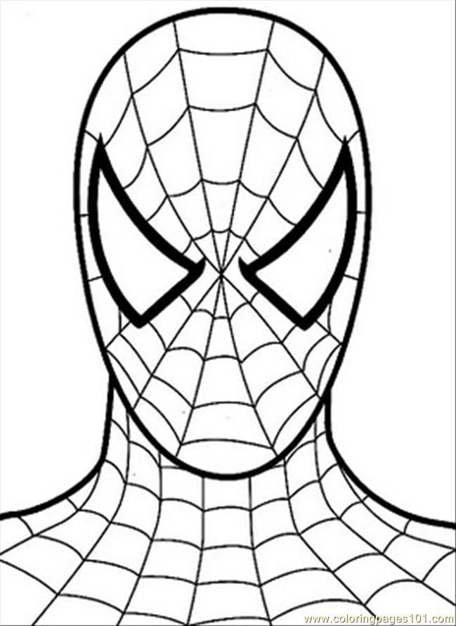 Best ideas about Free Printable Coloring Sheets Of Spiderman . Save or Pin Free Spiderman Coloring Pages For Kids Coloring Home Now.