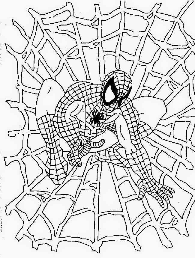 Best ideas about Free Printable Coloring Sheets Of Spiderman . Save or Pin Coloring Pages Spiderman Free Printable Coloring Pages Now.