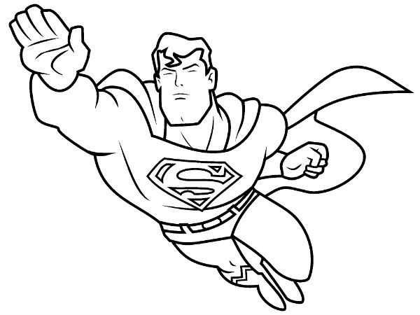 Best ideas about Free Printable Coloring Sheets Superheros . Save or Pin 56 best images about Superhero Party on Pinterest Now.