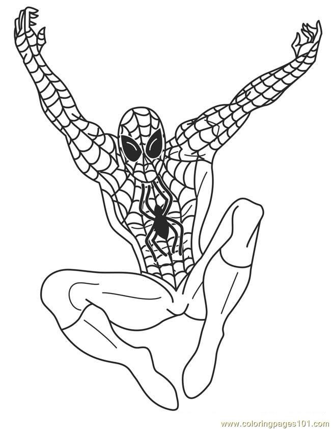 Best ideas about Free Printable Coloring Sheets Superheros . Save or Pin Download Printable Superhero Coloring Pages Now.