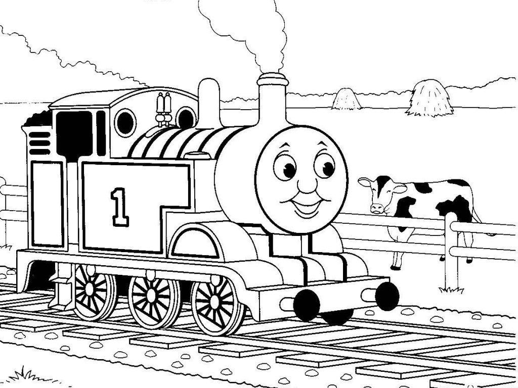 Best ideas about Free Printable Coloring Sheets Train . Save or Pin Printable Thomas The Train Coloring Pages Coloring Home Now.