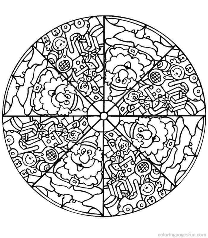 Best ideas about Free Printable Mandala Coloring Pages For Kids . Save or Pin Free Printable Mandalas for Kids Best Coloring Pages For Now.