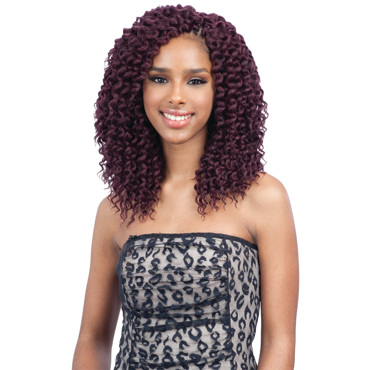 "Best ideas about Freetress Deep Twist Crochet Hairstyles . Save or Pin DEEP TWIST 10"" FREETRESS SYNTHETIC HAIR CROCHET BRAID Now."