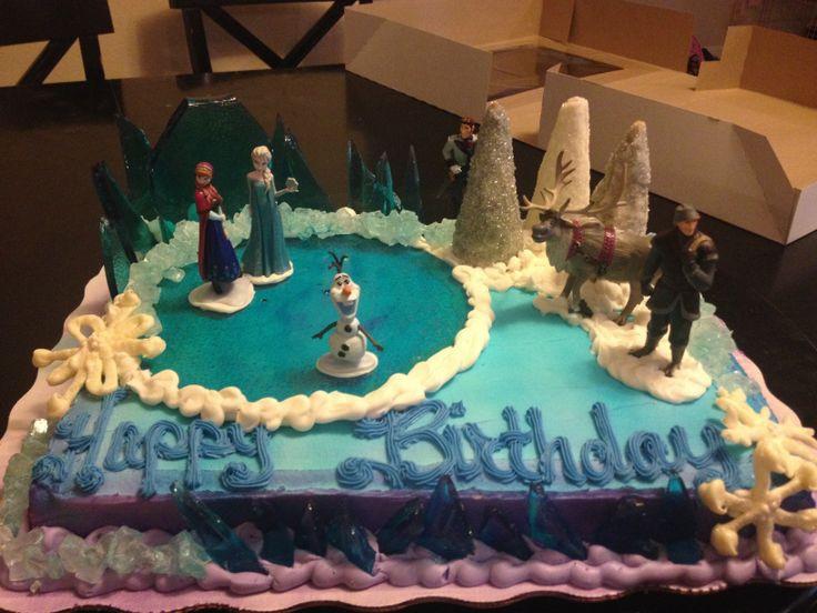 Best ideas about Frozen Birthday Cake Walmart . Save or Pin Frozen Birthday Cake At Walmart Now.