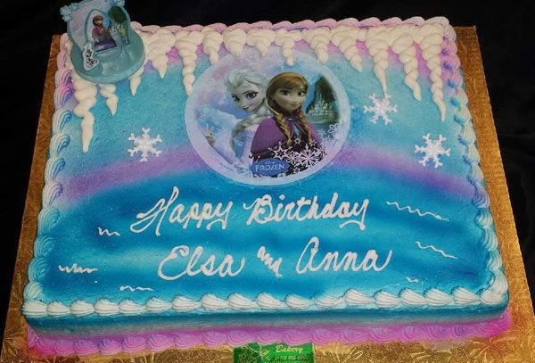Best ideas about Frozen Birthday Cake Walmart . Save or Pin 23 best images about Birthday party ideas on Pinterest Now.