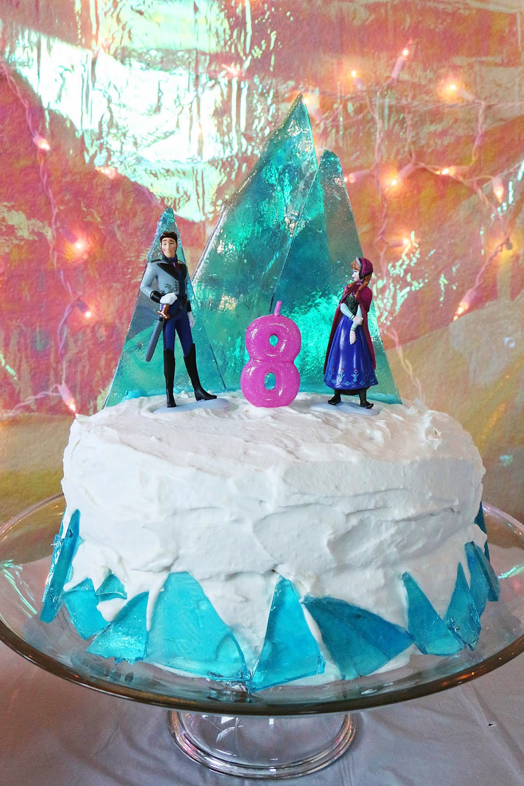 Best ideas about Frozen Birthday Cake Walmart . Save or Pin carrot top x 3 frozen birthday party Now.