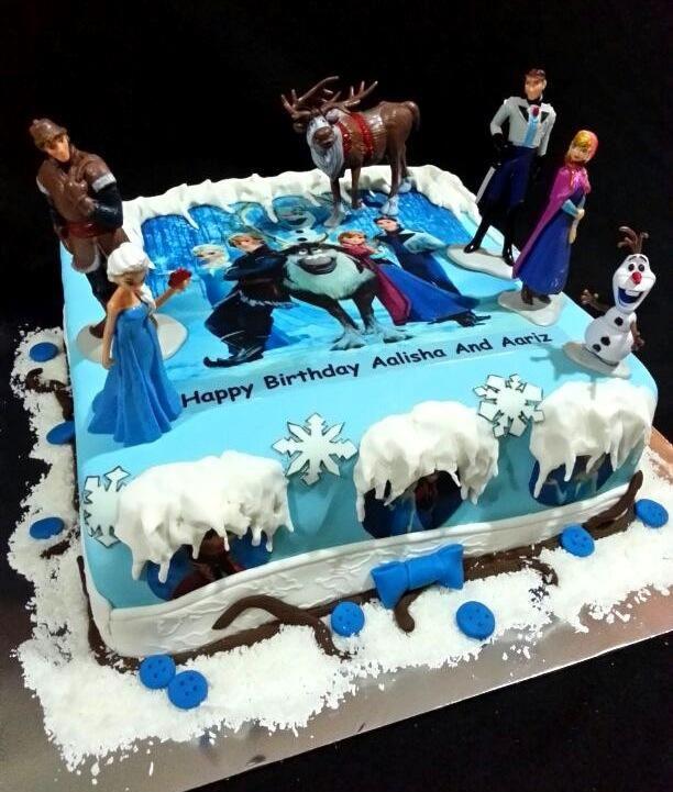 Best ideas about Frozen Birthday Cake Walmart . Save or Pin walmart disney frozen sheet cakes Now.