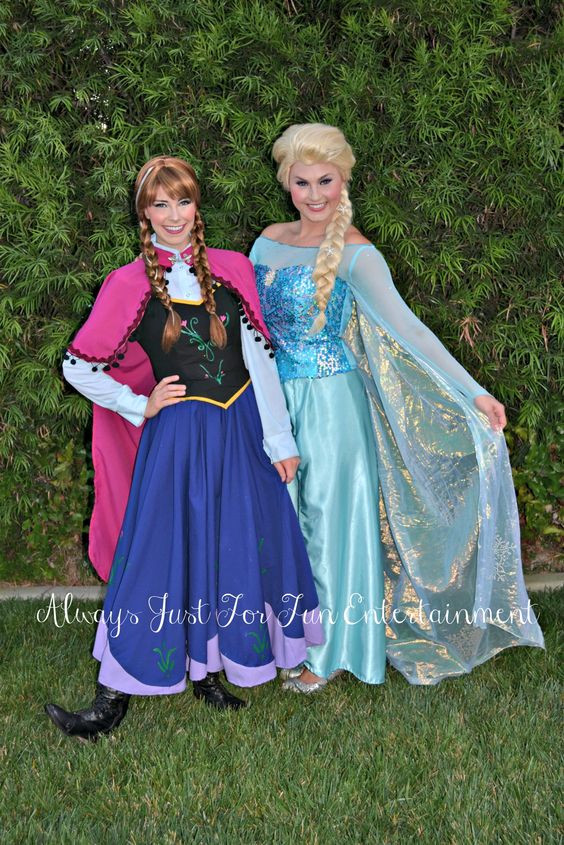 Best ideas about Frozen Character For Birthday Party . Save or Pin Party characters Frozen princess and Queen elsa on Pinterest Now.