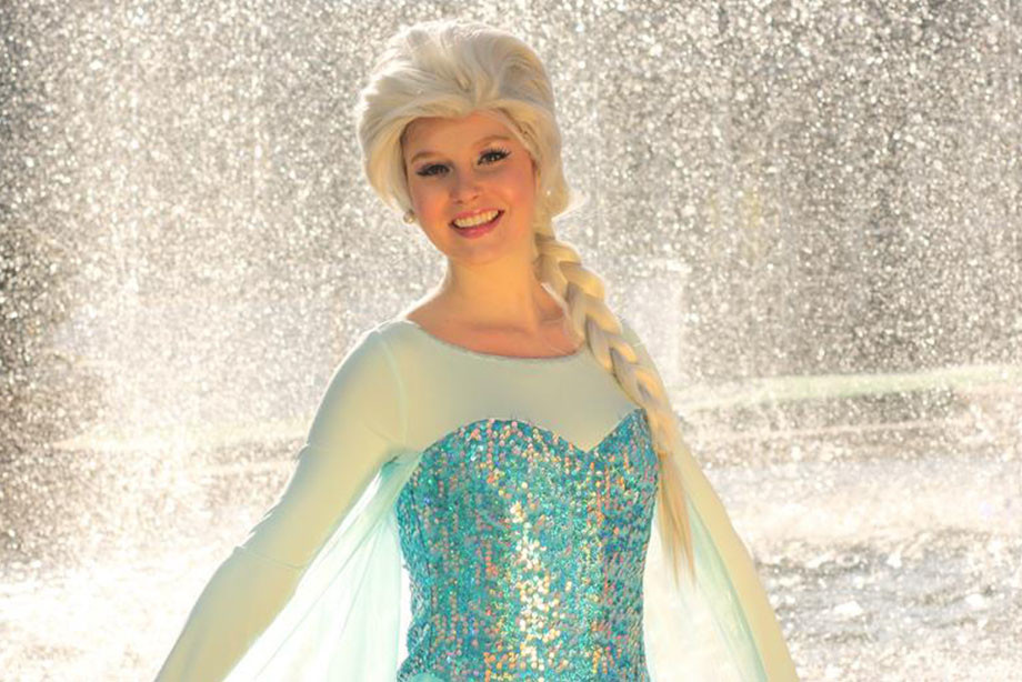 Best ideas about Frozen Character For Birthday Party . Save or Pin Princess Frozen Else Now.