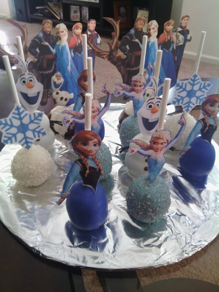 Best ideas about Frozen Character For Birthday Party . Save or Pin 20 Frozen Birthday Party Ideas Now.