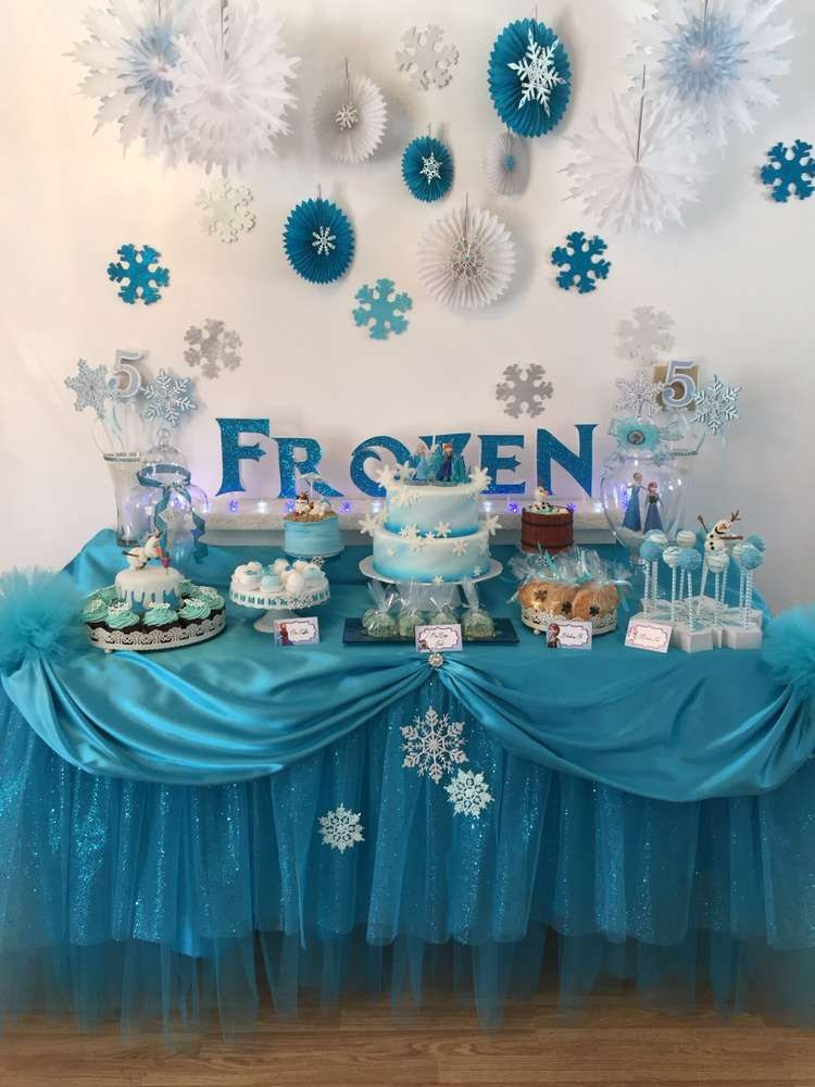 Best ideas about Frozen Themed Birthday Party . Save or Pin Frozen Disney Birthday Party Ideas in 2019 Now.