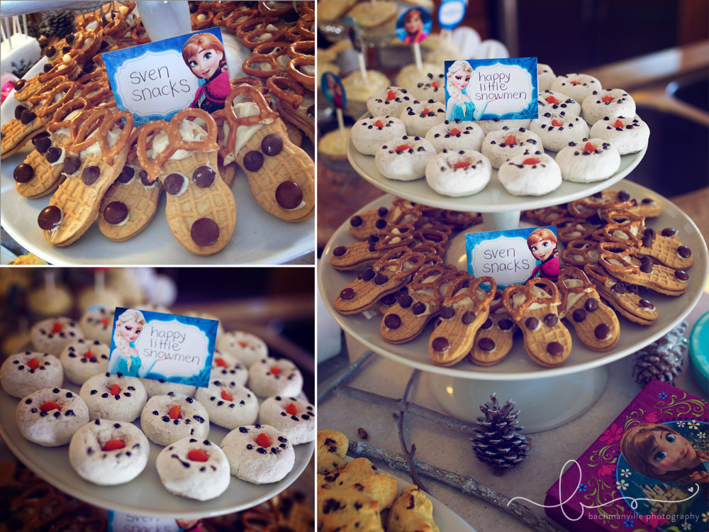 """Best ideas about Frozen Themed Birthday Party . Save or Pin charlotte's 4th """"frozen"""" birthday party Now."""