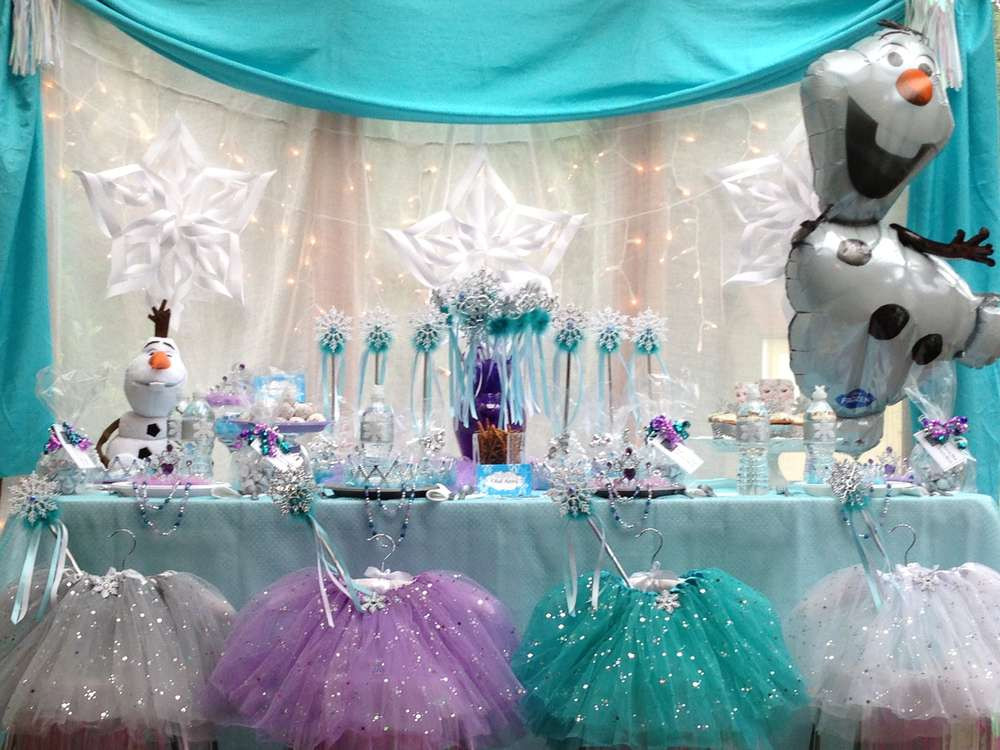 Best ideas about Frozen Themed Birthday Party . Save or Pin Southern Blue Celebrations Frozen Party Ideas Now.