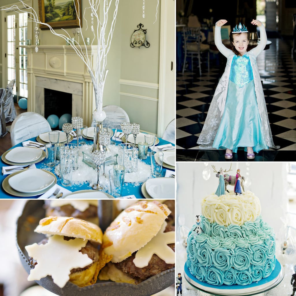 Best ideas about Frozen Themed Birthday Party . Save or Pin Frozen Themed Birthday Party Now.