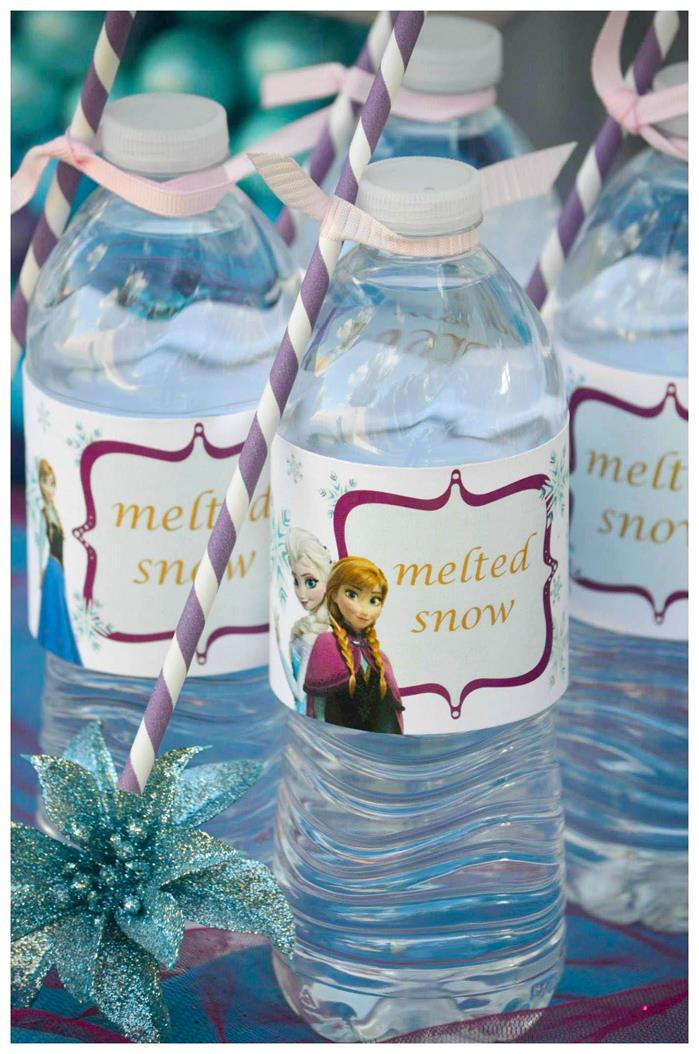 Best ideas about Frozen Themed Birthday Party . Save or Pin Kara s Party Ideas Disney s Frozen Themed Birthday Party Now.