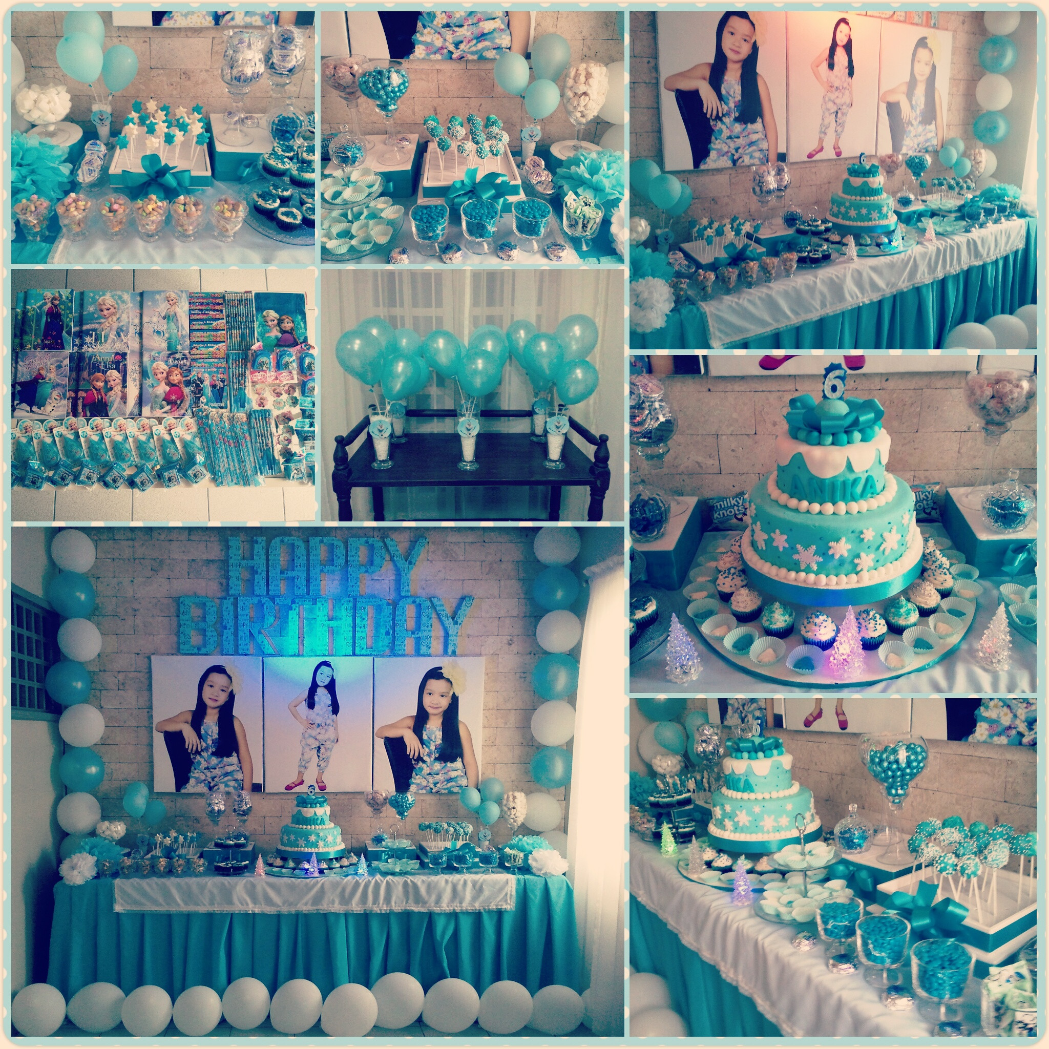 Best ideas about Frozen Themed Birthday Party . Save or Pin frozen theme birthday party Now.