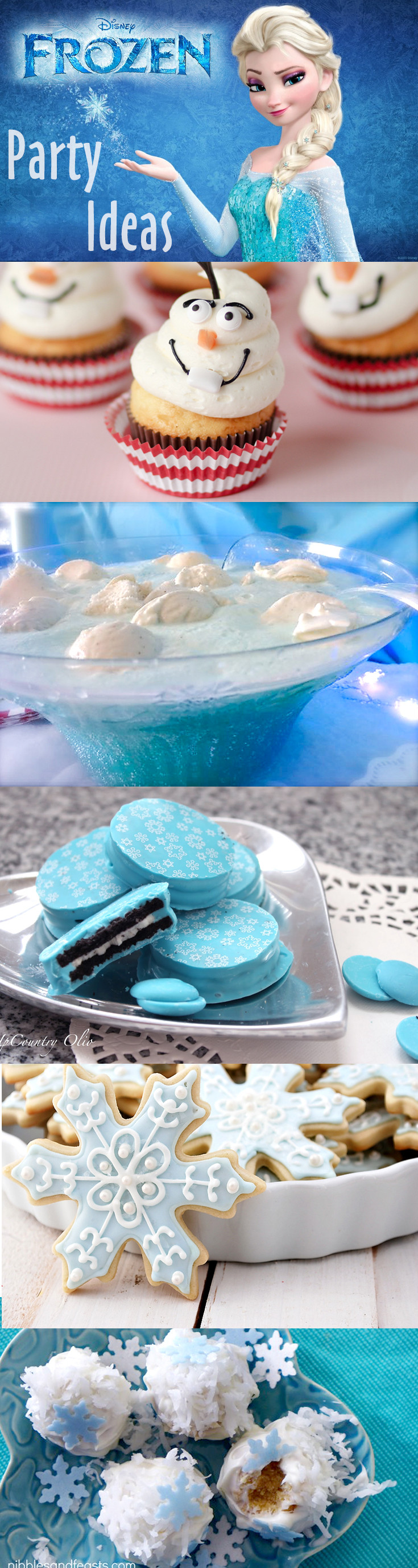 Best ideas about Frozen Themed Birthday Party . Save or Pin Throw a Disney Frozen Themed Party Now.
