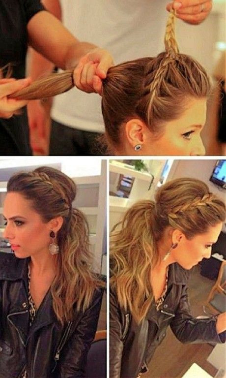 Best ideas about Fun And Easy Hairstyles . Save or Pin fun easy casual hairstyles Fun And Easy Hairstyles Now.