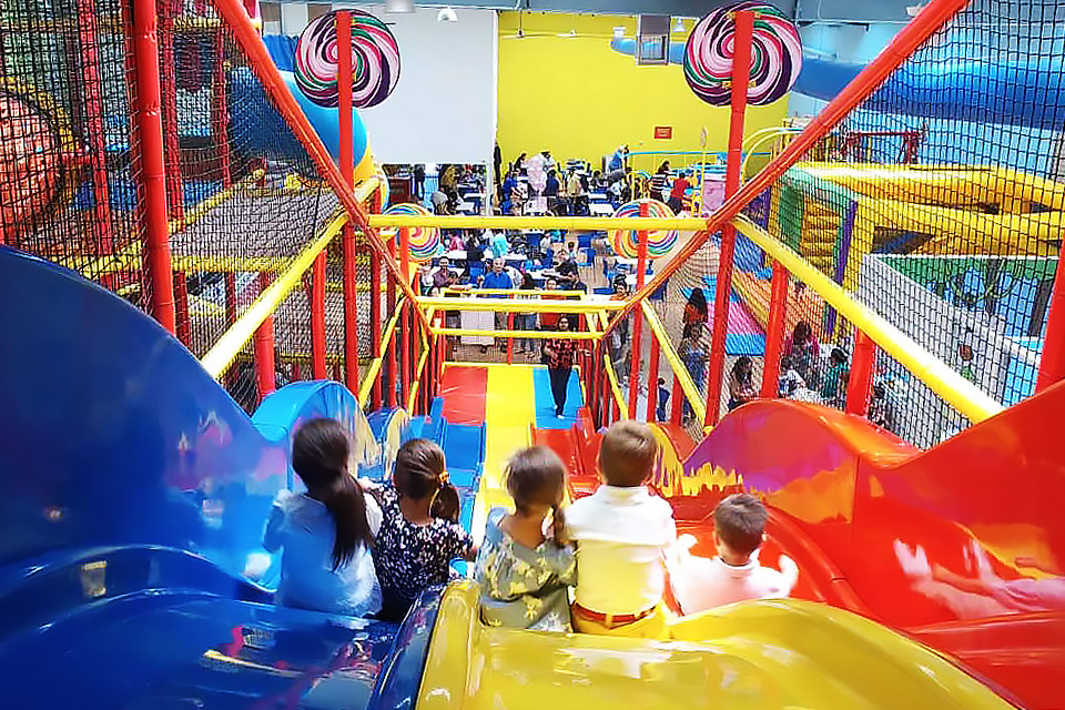 Best ideas about Fun Birthday Party Places For 10 Year Olds . Save or Pin 19 Indoor Party Spots with Mega Playgrounds for NYC Kids Now.