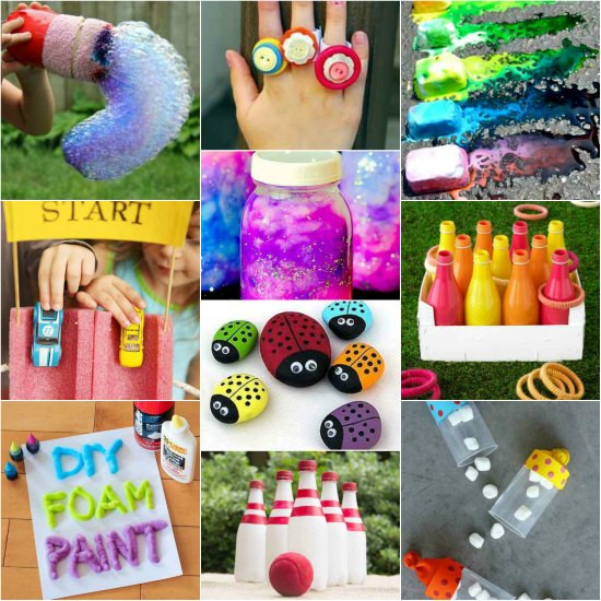 Best ideas about Fun Crafts To Do When Bored . Save or Pin 25 Exciting Crafts For Bored Kids Now.
