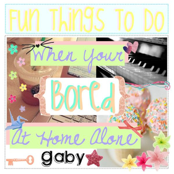 Best ideas about Fun Crafts To Do When Bored . Save or Pin Fun things to do when your bored at home alone Now.