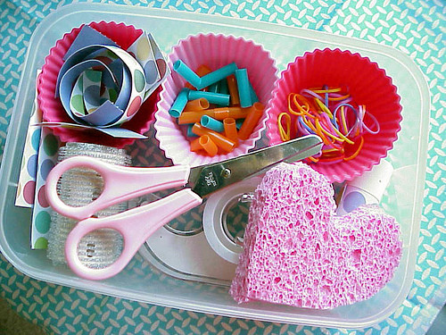 Best ideas about Fun Crafts To Do When Bored . Save or Pin Boredom Buster Art Box Dollar Store Crafts Now.