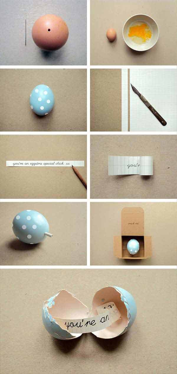 Best ideas about Fun DIY Crafts . Save or Pin Top 38 Easy DIY Easter Crafts To Inspire You Now.