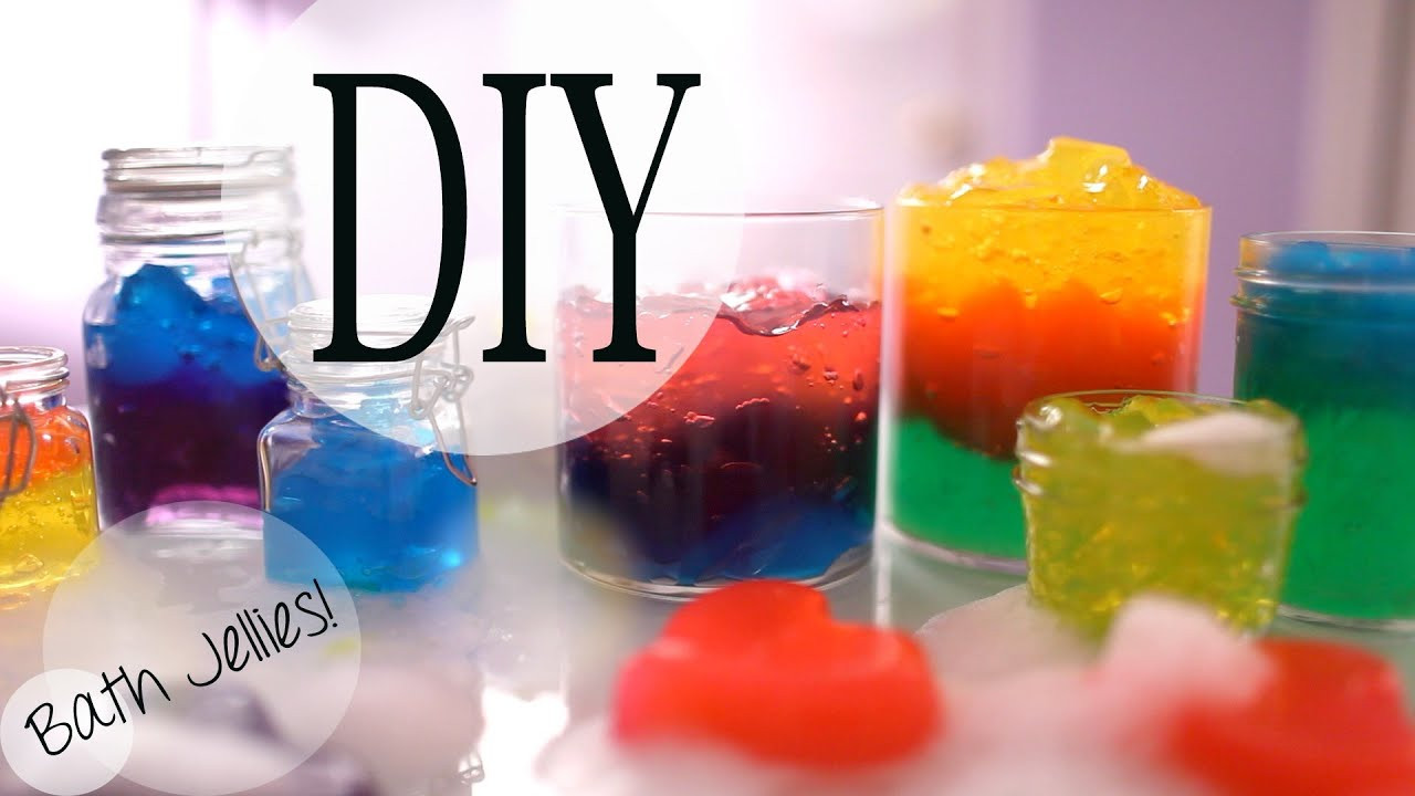 Best ideas about Fun DIY Crafts . Save or Pin DIY Fun Bath Jellies inspired by Lush Now.