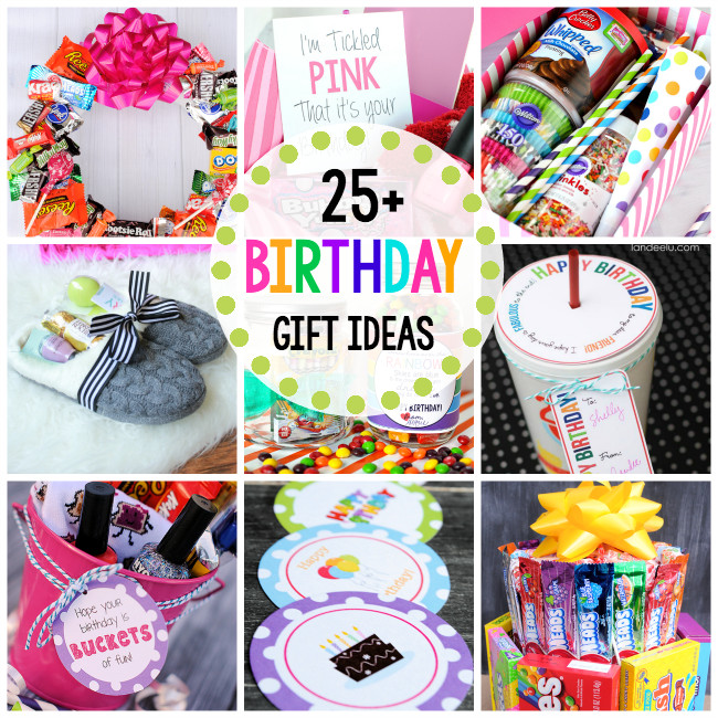 Best ideas about Fun Gift Ideas For Friend . Save or Pin 25 Fun Birthday Gifts Ideas for Friends Crazy Little Now.