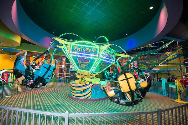 Best ideas about Fun Places To Go For A Birthday Party . Save or Pin Indoor Adventure Park Now.