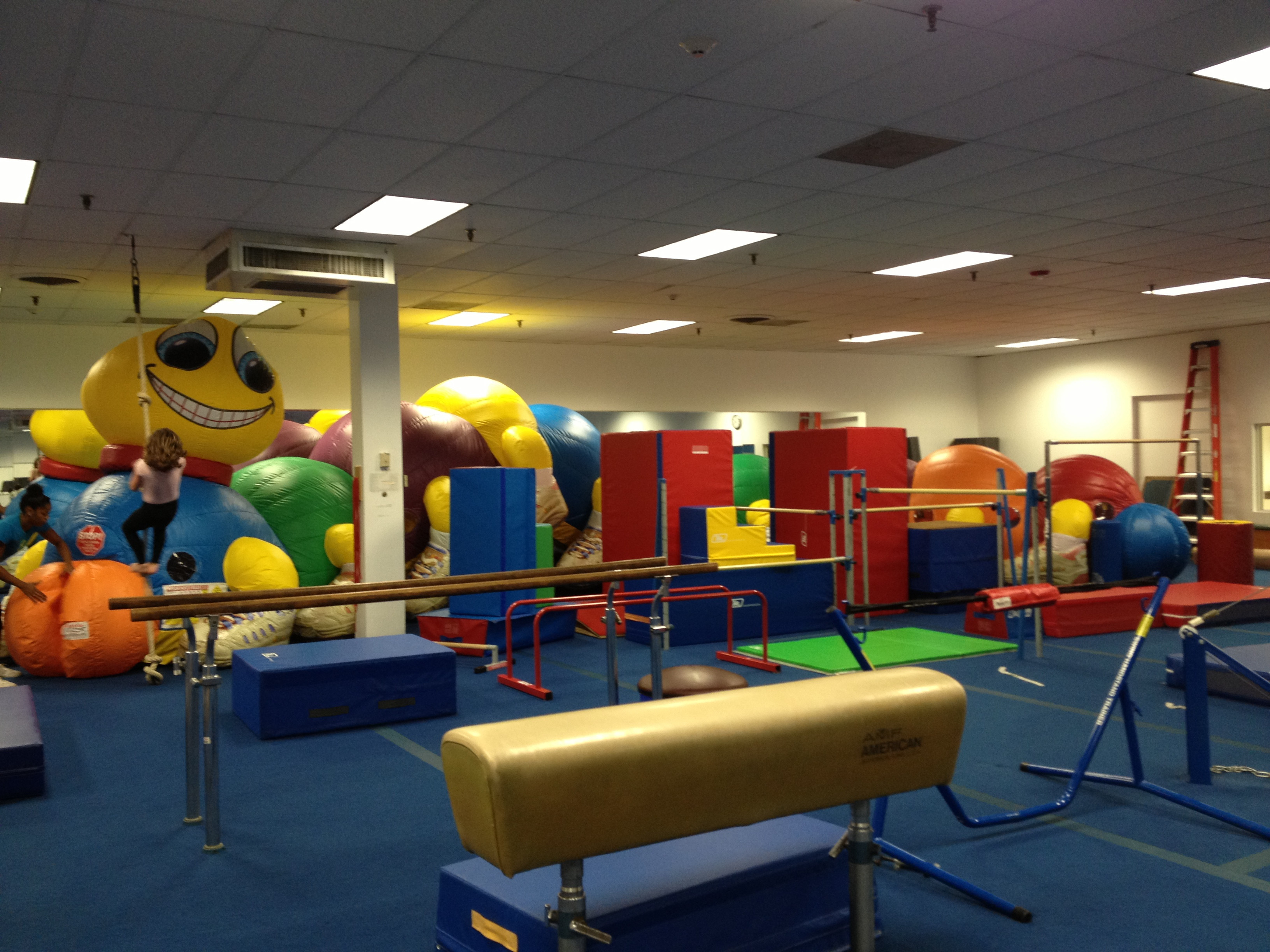 Best ideas about Fun Places To Go For A Birthday Party . Save or Pin Kids Birthday Party Places in MA Energy Fitness Now.