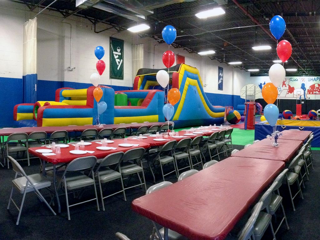 Best ideas about Fun Places To Go For A Birthday Party . Save or Pin Fitness Play Birthday Party Now.