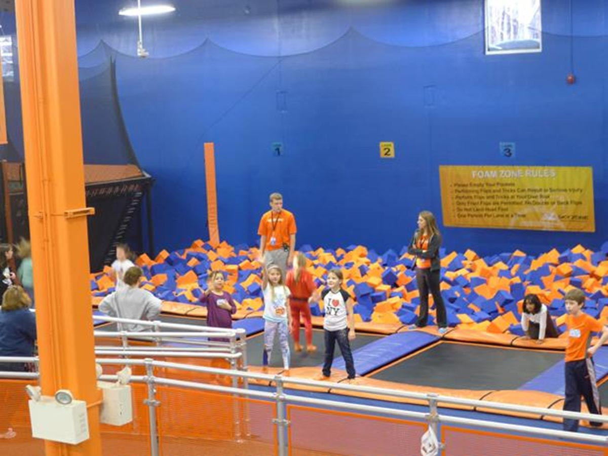 Best ideas about Fun Places To Go For A Birthday Party . Save or Pin Places To Have A Birthday Party For Teens Now.
