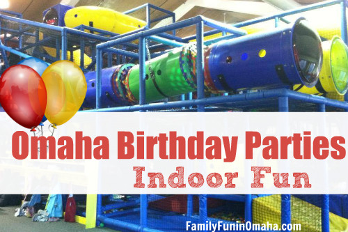 Best ideas about Fun Places To Go For A Birthday Party . Save or Pin Omaha Area Birthday Party Guide Now.
