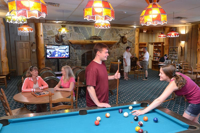 Best ideas about Fun Things For Adults . Save or Pin Indoor Fun At Lake George RV Resort s Park Now.