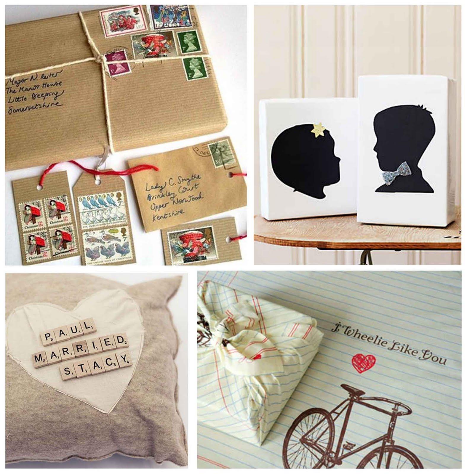 Best ideas about Fun Wedding Gift Ideas . Save or Pin Simply Fun Stuff Creative Wedding Gift Wrap Ideas Now.