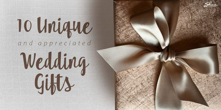 Best ideas about Fun Wedding Gift Ideas . Save or Pin Unique wedding ts the happy couple will actually want Now.